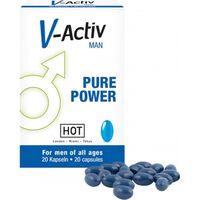 Pilules pour hommes V-Activ 20 pièces