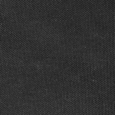vidaXL Voile de parasol Tissu Oxford rectangulaire 2x4,5 m Anthracite