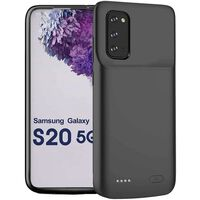 Étui pour téléphone portable avec batterie externe 4800mAh Samsung Gal