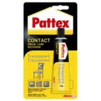 Colle De Contact Pattex - Transparent 50gr