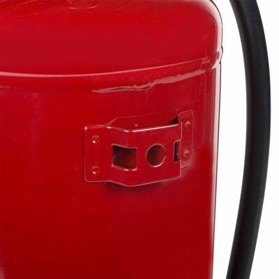 Smartwares Extincteur à poudre BB6 6 kg classe ABC Acier 10.014.72