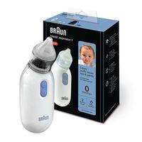 Braun Aspirateur nasal Aspirator1 Blanc