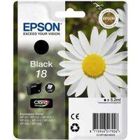EPSON Cartouche T1801 - Paquerette - Noir