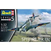 Maquette avion : Supermarine Spitfire Mk.IXC