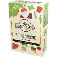 Parent Epuise Kit De Survie Restaurant