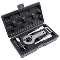 YATO Kit d'outil de verrouillage de moteur diesel 6 pcs Opel YT-06013