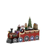 Luville  - Christmas train battery operated