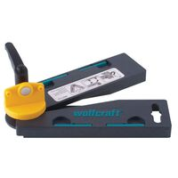 wolfcraft Fausse équerre avec bissectrice d'angle 6921000