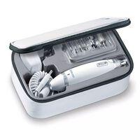 Beurer Kit de manucure pédicure MP62 blanc 570.35