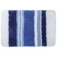 Sealskin Tapis de bain Soffice 60x90 cm Bleu
