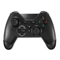 Commande manuelle pour Nintendo Switch - sans fil - noir
