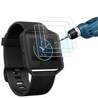 Fitbit Blaze Protecteur d'écran en verre trempé 3D complet