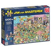Jumbo Puzzle Jan van Haasteren intrigants 1000 Pièces