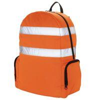 Toolpack Sac à dos à outils haute visibilité Glance Orange et noir