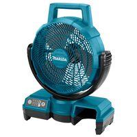 Makita Ventilateur portable 14,4 et 18 V Bleu et noir