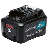 Makita Batterie BL1041B 12 V 4 Ah Noir